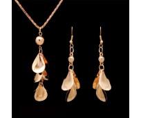 комплекты , ожерелье, кулон, цепочка, серьги