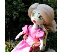 Textile gift-doll