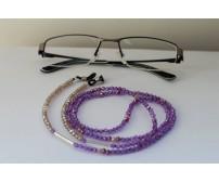 Purple Glass chain